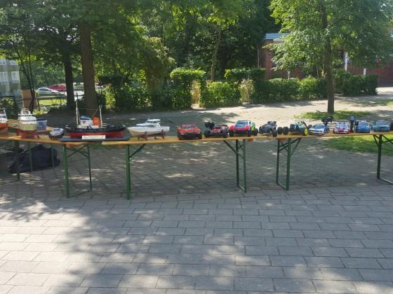 Sommerfest Grundschule Juli 2017
