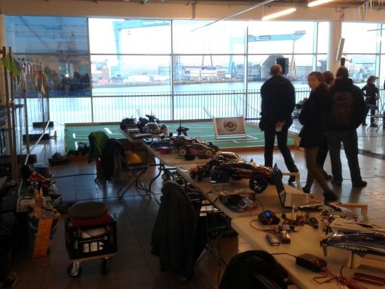 Maker Faire Norden in Kiel 2017